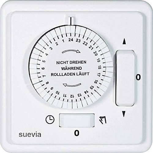 Suevia SU280446 Zeitschaltuhr IP20 Unterputz