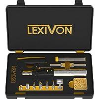 LEXIVON Butane Soldering Iron Multi-Purpose Kit (LX-770)