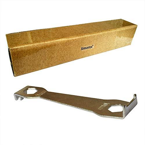 Xmomx CNW-2 Fahrradwerkzeuge Kettenblattmutter Schraubenschlüssel Schraubenschlüssel Schraubenschlüssel Werkzeug für Fahrrad