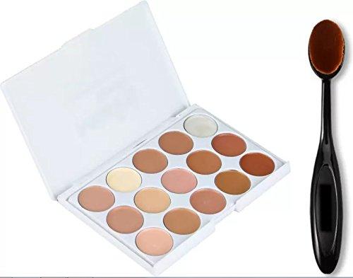 Adbeni Mars 15 shade Contour Cream Series Concealer with makeup...