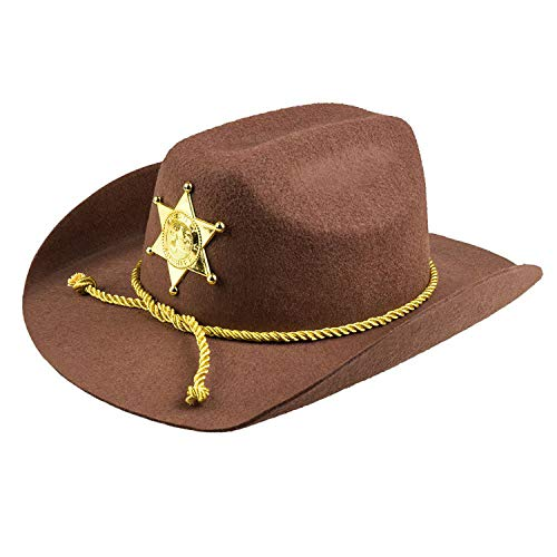 Boland 04388 Sheriff - Gorro para hombre, talla nica