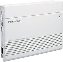 Panasonic KX-TA624-5 Advanced Hybrid Analog Telephone System with Caller Id Capability
