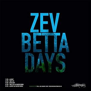 Betta Days EP