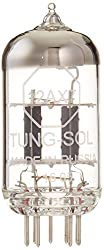 Tung-Sol 12AX7 Preamp Tube for Hi-Fi Review