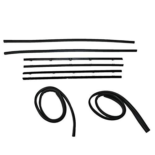 Best 1a auto automotive weather stripping review 2021 - Top Pick