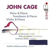 Stimme,Posaune,Violine und Klavier