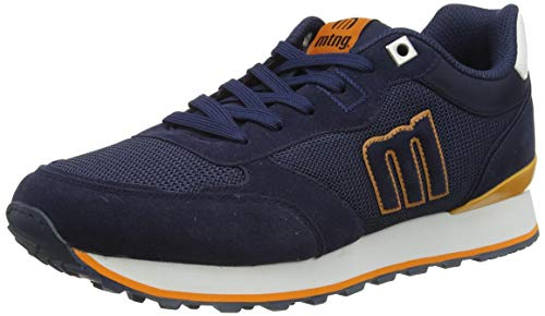 MTNG Attitude Herren 84363 Sneakers, Blau (Cerdy Marino C49381), 41 EU