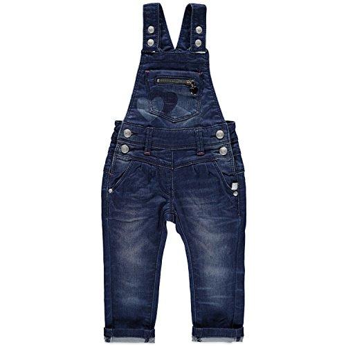 Babyface Mädchen Jogg-Jeans Latzhose 6208291 Blue Denim (68, blau)