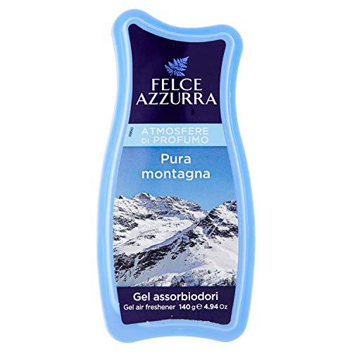 Felce Azzurra - Aria di Casa Profumatore Gel per l  Ambiente Pura Montagna, Puro Benessere - 140 gr