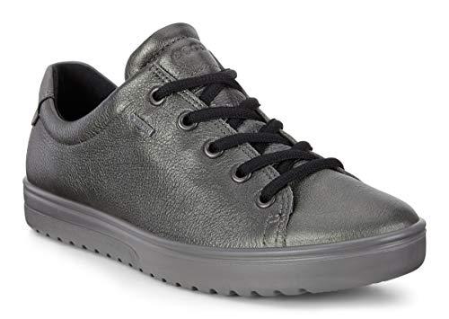 ECCO Fara, Sneakers Basses Femme, Gris (Dark Shadow 1602), 38 EU