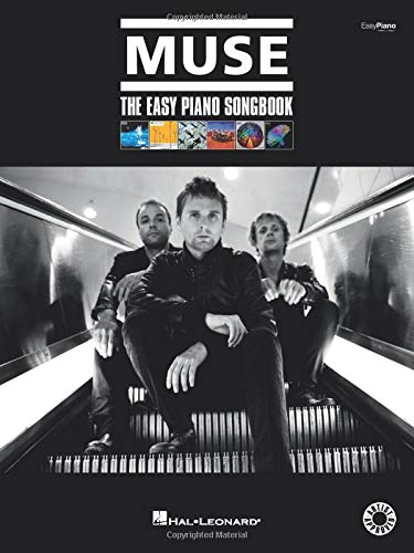 Muse - The Easy Piano Songbook