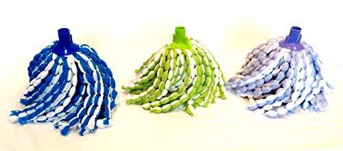 ceda. Pack 3 FREGONAS Hilo Microfibra Extra Grande. Especial HOSTELERIA/Grandes Superficies. Set Comedor - Cocina – BAÑO. 3 Colores.