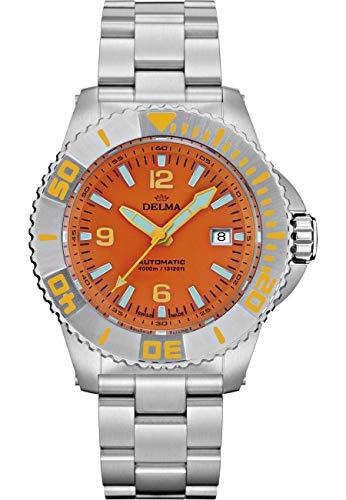DELMA - Armbanduhr - Herren - Blue Shark III - 41701.700.6.154