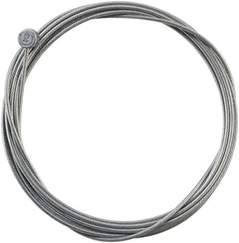 Jagwire–Cable de Freno para BTT–Deporte Slick Galvanized–1.5x 2000mm–SRAM/Shimano 94sg2000Unisex, Gris