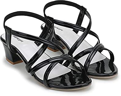 MK style casual and trending heel sandal for women and girls