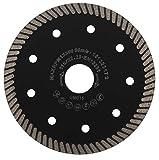 PRODIAMANT - Disco de corte de diamante para azulejos, 115 mm x 22,2 mm, disco de corte de diamante, 115 mm, súper fino, compatible con amoladora angular