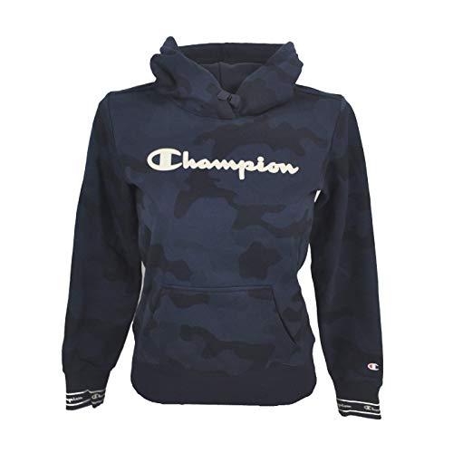 Sudadera Hombre Champion con Capucha Marino 112472 BL501