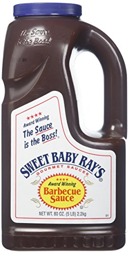 Sweet Baby Rays Barbecue Sauce, 80 oz. -  Grocery Test Brand, DCS-1801
