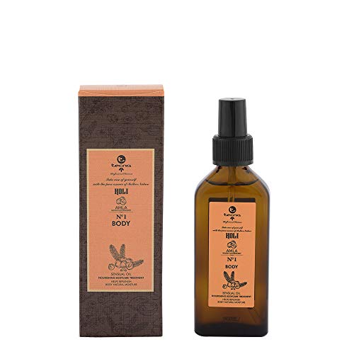 Tecna Holi Body n.1 Amla 100ml - Body Oil