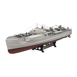 Italeri 5603 – Schnellboot S-100 (Prm Edition) Model Kit Scala 1:35