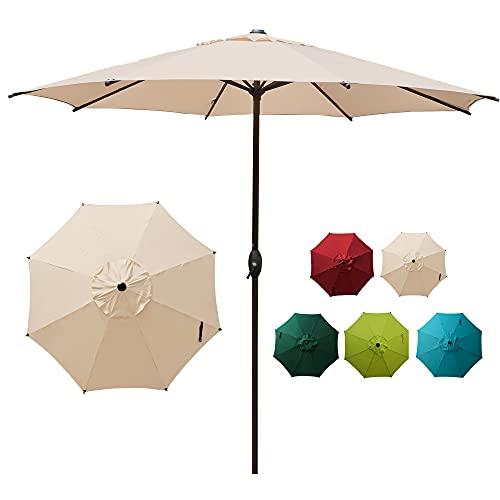 abba patio market umbrella