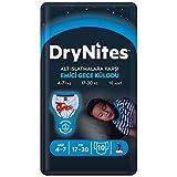Huggies DryNites Boy - Calzoncillos de pijama para niños de 4 a 7 años, 10 unidades