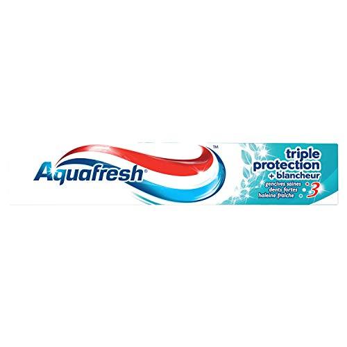 Aquafresh Dentifrice Triple Protection Blancheur,...