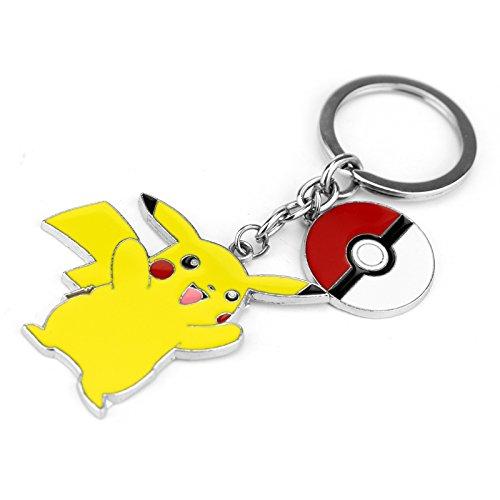 Nina Selles® Pokemon Pikachu – Schlüsselanhänger NS500391