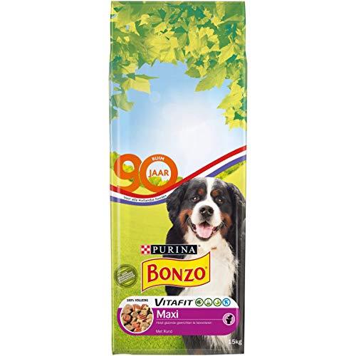 Bonzo 15 KG Droog Maxi hondenvoer