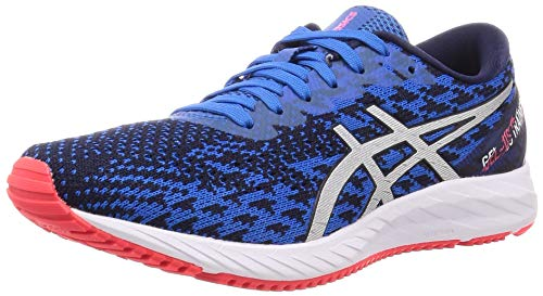 ASICS Damen Gel-DS Trainer 25 Running Shoe, Electric Blue/Pure Silver, 41.5 EU