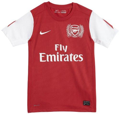 Arsenal Boys Home Jersey 2011-12