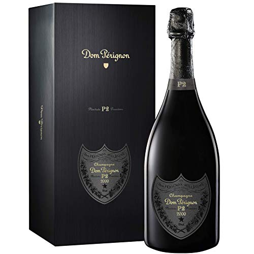 Dom Pérignon Champagne P2 Vintage 2000 12.5% Vol. 0.75l in Giftbox - 750 ml