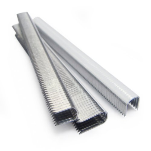 Tacwise 1153 Grapadora Combi, para Colocar Cables de 4.5 mm y de 6 mm en diámetro, plateado, Único