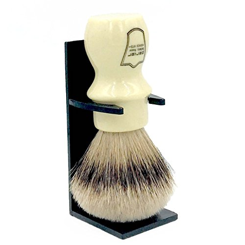 Parker Safety Razor, 100% Silvertip Badger Shaving...