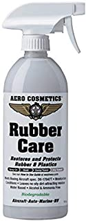 Tire Dressing, Tire Protectant, No Tire Shine, No Dirt Attracting Residue, Natural Satin/Matte Finish, Aircraft Grade Rubber Tire Care Conditioner, Better than Automotive Products, 16oz