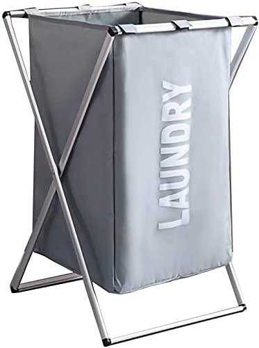 JSY Cesta de lavandería Almacenamiento de lavandería Hermercal de Ropa Sucia Almacenamiento...