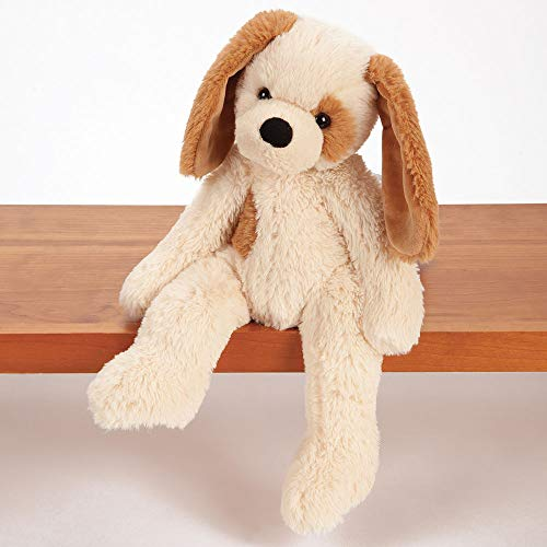 Vermont Teddy Bear Dog Plush - Stuffed Dog, 15 Inch, Buddy
