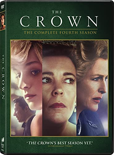 The Crown: Season 4 [DVD]