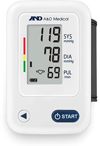 A&D Medical Essential Wrist Blood Pressure Monitor (UB-525)