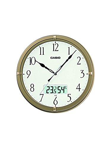 Casio Reloj De Pared Ic-02-9D