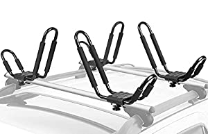 Leader Accessories Kayak Rack 4 PCS/Set