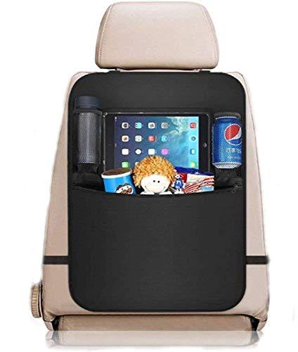 1 st universele autostoel waterdichte auto organizer, vuil houder organisator, tablet houder, kinderen autostoel bescherming, kinderen autostoel organisator, beschermen [1 stuk]