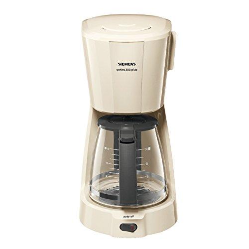 Siemens Series 300 Plus TC3A0307 Kaffeemaschine (1100 Watt) creme