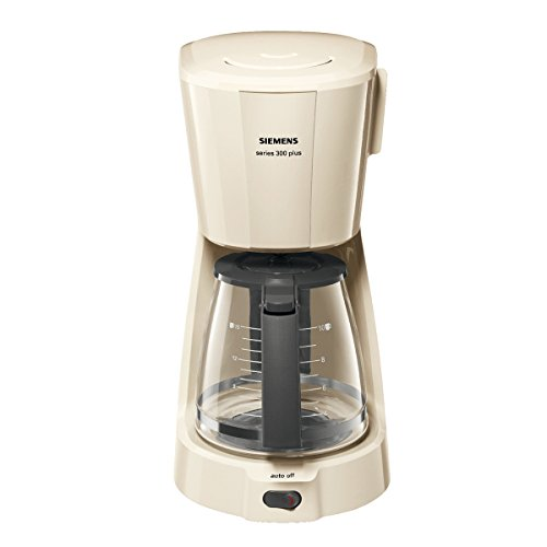 Siemens Series 300 Plus TC3A0307 Kaffeemaschine (1100 Watt) creme