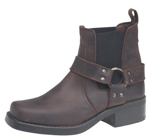 Gringos Botas de cuero para hombre marrón Marrón marrón 11 UK