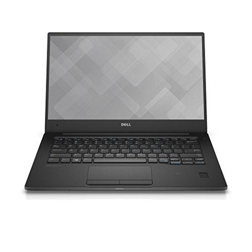 Dell K6958 Latitude 7370 13,3 pulgadas (Negro) - (Intel Core m7-6Y75, 8 GB DDR3 RAM, 256 GB SSD, Intel HD Graphics 515, Windows 10) (certificado reacondicionado)