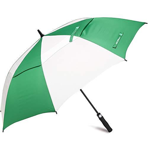 Review ACEIken Golf Umbrella Large 58 Inch Automatic Open Golf Umbrella Extra Large Oversize Double ...