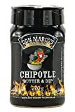 Don Marco's Barbecue Rub Chipotle Butter & Dip 220g in der Streudose, Grillgewürzmischung