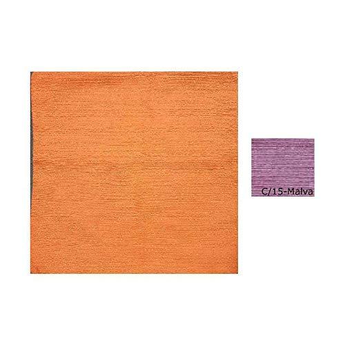Duffi Home - Federa per Cuscino, 45 x 45 cm, Colore: Malva