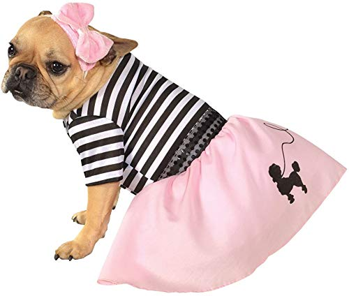 Rubie's 50s Girl Pet Costume, X-Large